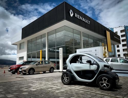 Concesionaria Vehículos Renault EA