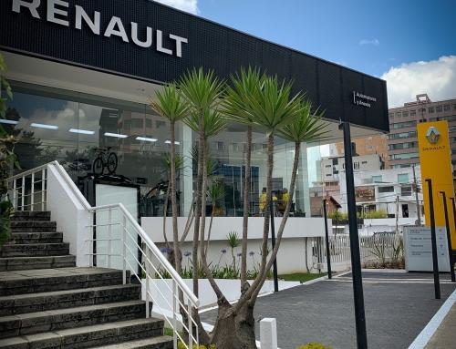 Concesionario Vehículos Renault SH